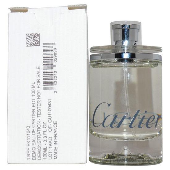 Picture of Eau de Cartier by Cartier for Unisex 3.3 oz EDT Spray (Tester)
