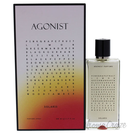 Picture of Solaris by Agonist for Unisex 1.7 oz EDP Spray