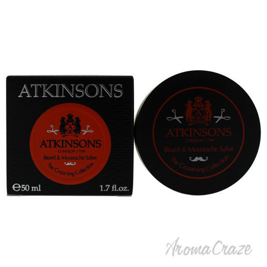 Picture of Beard and Moustache Salve by Atkinsons for Men 1.7 oz Balm