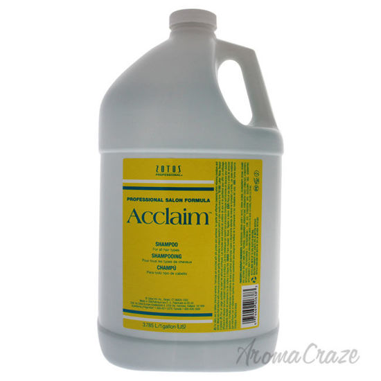 Picture of Acclaim Daily Shampoo by Zotos for Unisex 1 Gallon Shampoo
