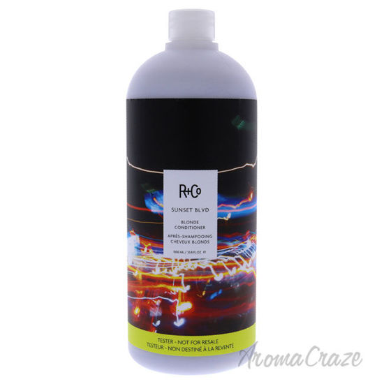 Picture of Sunset Blvd Blonde Conditioner by R+Co for Unisex 33.8 oz Conditioner