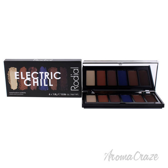 Picture of Eyeshadow Palette Electric Chill by Rodial for Women 6 x 0.06 oz Eyeshadow