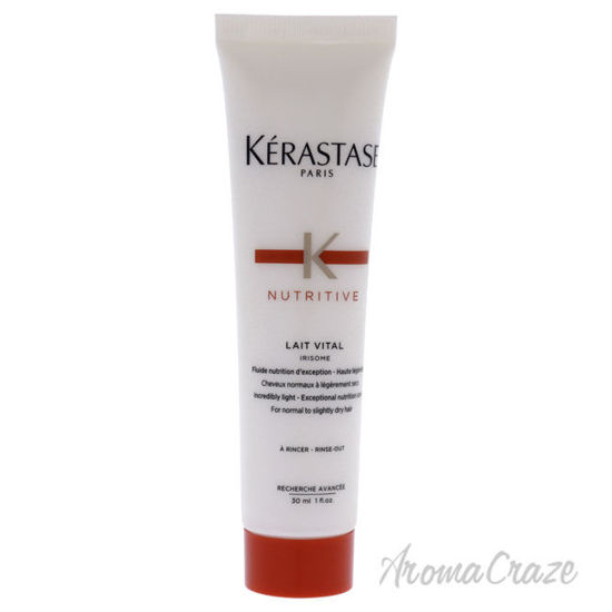 Picture of Nutritive Lait Vital Irisome Exceptional Nutrition Care by Kerastase for Unisex 1 oz Conditioner