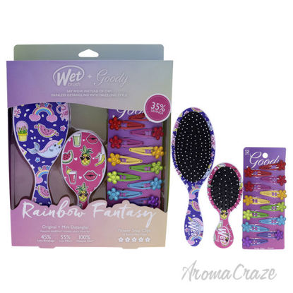 Picture of Rainbow Fantasy Goody Kit by Wet Brush for Unisex 3 Pc