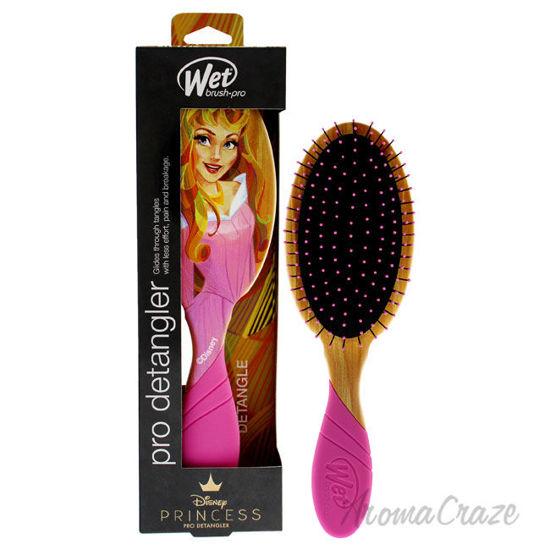 Picture of Pro Detangler Disney Stylized Princess Brush Aurora by Wet Brush for Unisex 1 Pc Hair Brush