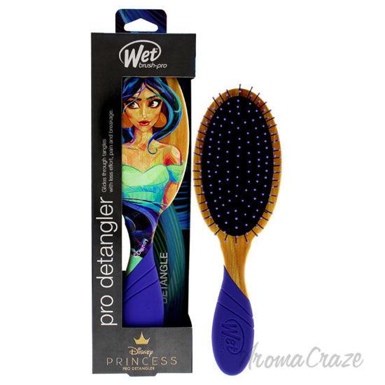 Picture of Pro Detangler Disney Stylized Princess Brush Jasmine by Wet Brush for Unisex 1 Pc Hair Brush