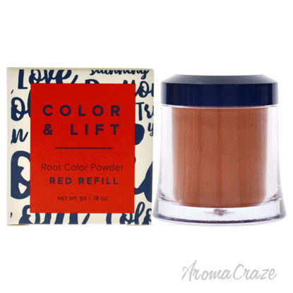 Picture of Color and Lift Root Color Powder Red by Truhair for Unisex 0.18 oz Hair Color (Refill)