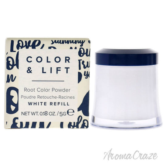 Picture of Color and Lift Root Color Powder White by Truhair for Unisex 0.18 oz Hair Color (Refill)