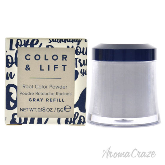 Picture of Color and Lift Root Color Powder Gray by Truhair for Unisex 0.18 oz Hair Color (Refill)