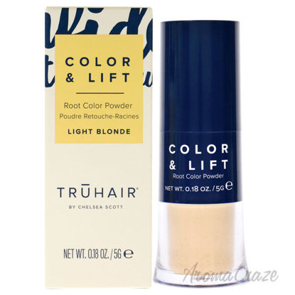 Picture of Color and Lift Root Color Powder Light Blonde by Truhair for Unisex 0.18 oz Hair Color
