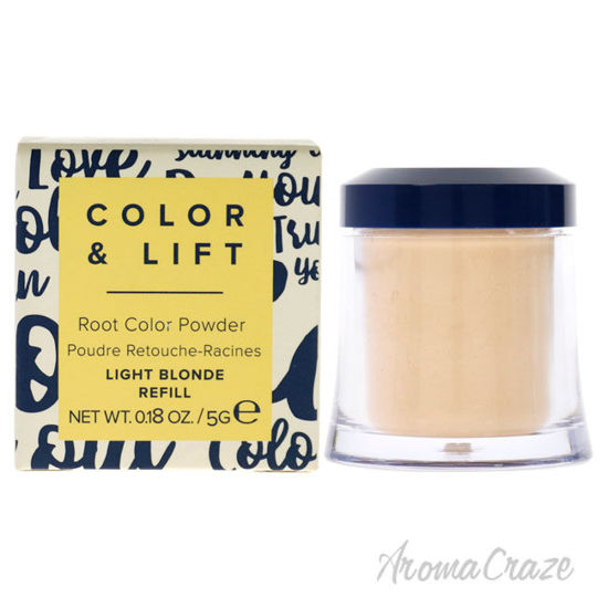 Picture of Color and Lift Root Color Powder Light Blonde by Truhair for Unisex 0.18 oz Hair Color (Refill)