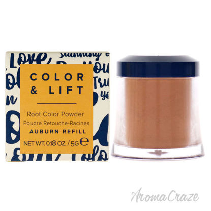 Picture of Color and Lift Root Color Powder Auburn by Truhair for Unisex 0.18 oz Hair Color (Refill)