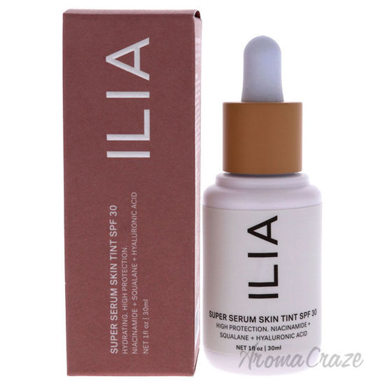 Picture of Super Serum Skin Tint Foundation SPF 30 ST5 Bom Bom by ILIA Beauty for Women 1 oz Foundation
