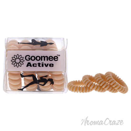 Picture of Active The Markless Hair Loop Set Eat My Dust by Goomee for Women 4 Pc Hair Tie