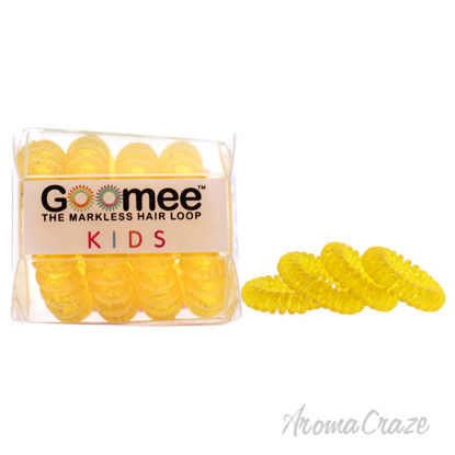 Picture of Kids The Markless Hair Loop Set As Old As Time by Goomee for Kids 4 Pc Hair Tie