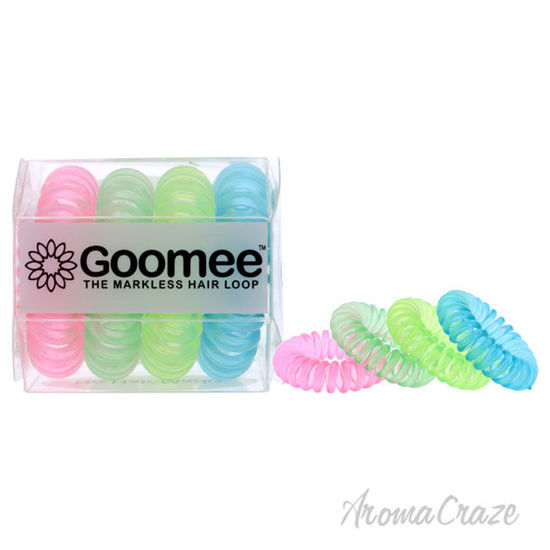 Picture of The Markless Hair Loop Set Glow by Goomee for Women 4 Pc Hair Tie