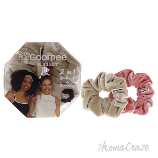 Picture of Couture Hair Tie Set Champagne Brunch by Goomee for Women 2 Pc Hair Tie