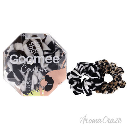Picture of Couture Hair Tie Set Exotic by Goomee for Women 2 Pc Hair Tie