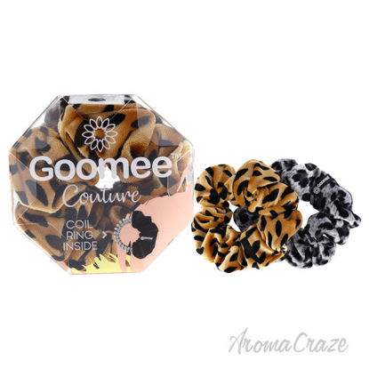 Picture of Couture Hair Tie Set Feline by Goomee for Women 2 Pc Hair Tie