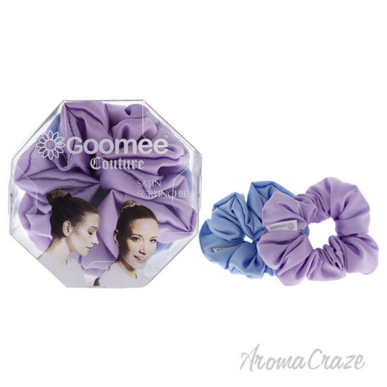 Picture of Couture Hair Tie Set Luxembourg Garden by Goomee for Women 2 Pc Hair Tie