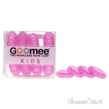 Picture of Kids The Markless Hair Loop Set Once Upon A Dream by Goomee for Kids 4 Pc Hair Tie