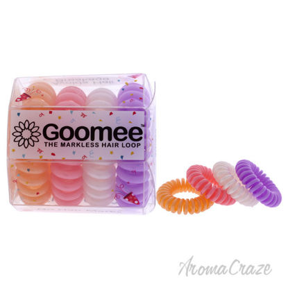 Picture of The Markless Hair Loop Set Posh by Goomee for Women 4 Pc Hair Tie