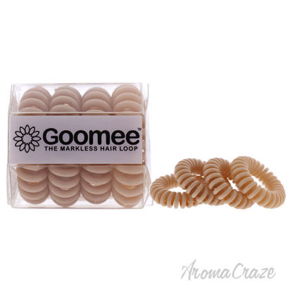 Picture of The Markless Hair Loop Set Sahara by Goomee for Women 4 Pc Hair Tie