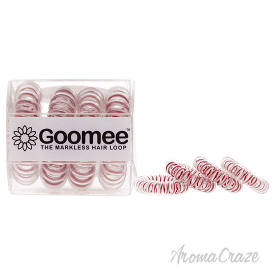 Picture of The Markless Hair Loop Set Stocking Stuffe by Goomee for Women 4 Pc Hair Tie (Holiday Edition )