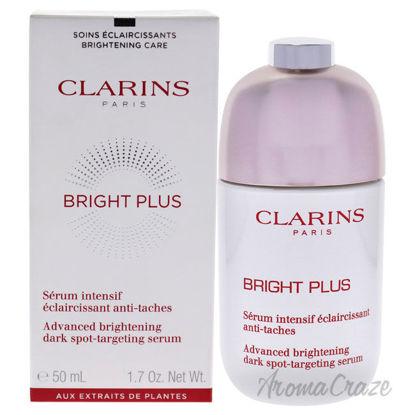 Picture of Bright Plus Advanced Brightening Dark Spot-Targeting Serum by Clarins for Unisex 1.7 oz Serum