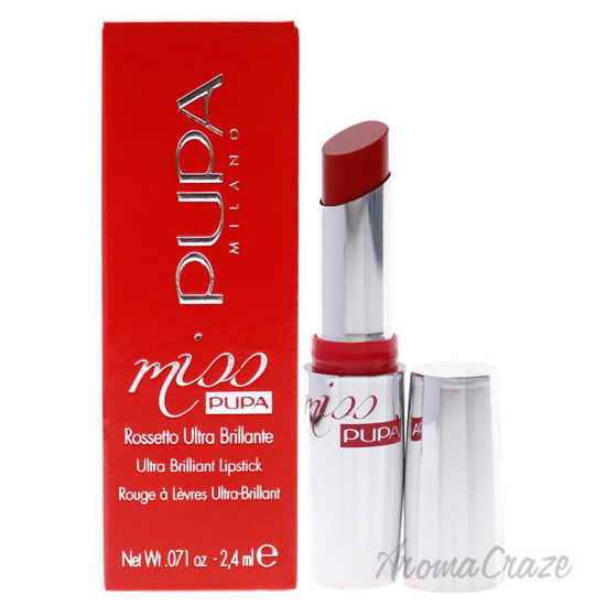Picture of Miss Pupa Lipstick 505 True Scarlet by Pupa Milano for Women 0.071 oz Lipstick