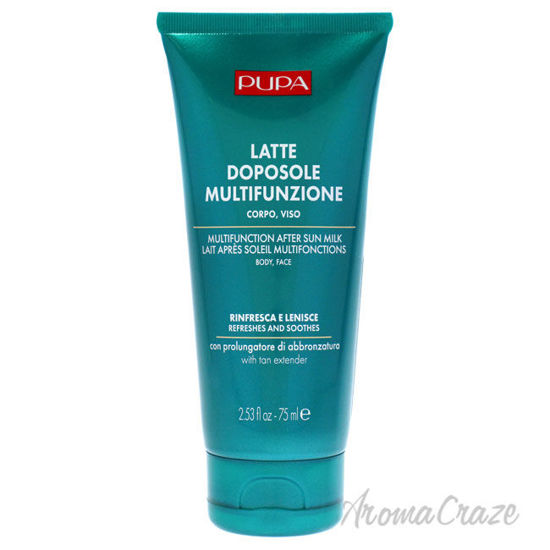 Picture of Multifunction After Sun Milk by Pupa Milano for Women 2.5 oz Body Milk