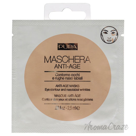 Picture of Anti-Age Mask Eye Contours and Nasolabial Wrinkle by Pupa Milano for Unisex 0.08 oz Mask