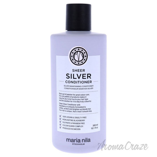 Picture of Sheer Silver Conditioner by Maria Nila for Unisex 10.1 oz Conditioner