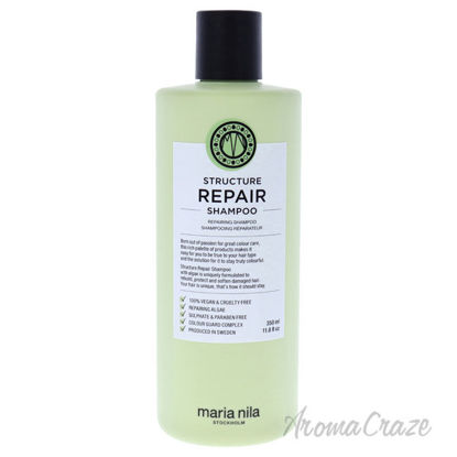 Picture of Structure Repair Shampoo by Maria Nila for Unisex 11.8 oz Shampoo