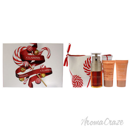 Picture of Double Serum and Extra-Firming Collection by Clarins for Women