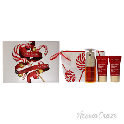 Picture of Double Serum and Super Restorative Collection by Clarins for Women