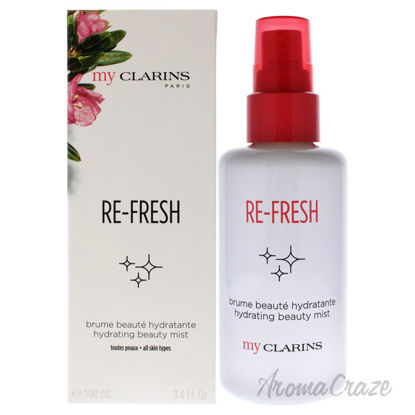 Picture of My Clarins Re-Fresh Hydrating Beauty Mist by Clarins for Women 3.4 oz Mist