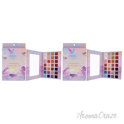 Picture of Animal Magic Eyeshadow Palette by Pacifica for Women 0.89 oz Eye Shadow Pack of 2