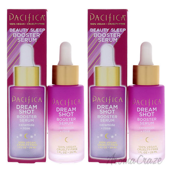 Picture of Dream Shot Booster Serum by Pacifica for Unisex 1 oz Serum Pack of 2