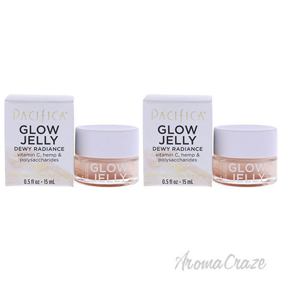 Picture of Glow Jelly Dewy Radiance by Pacifica for Unisex 0.5 oz Gel Pack of 2