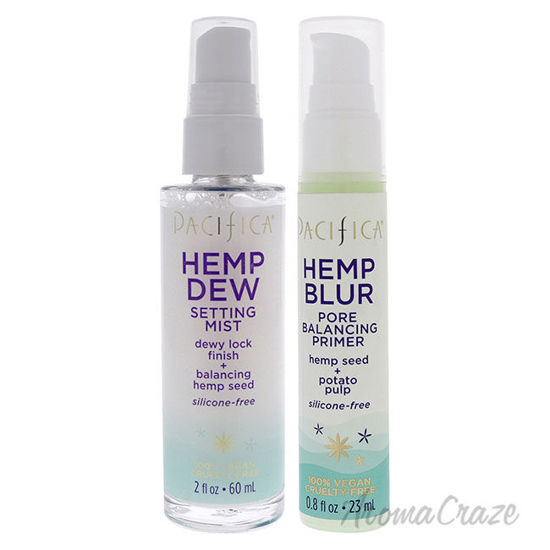 Picture of Hemp Blur and Hemp Dew Kit by Pacifica for Women 2 Pc Kit