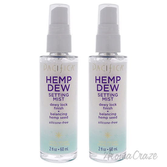 Picture of Hemp Dew Setting Mist by Pacifica for Unisex 2 oz Face Mist Pack of 2