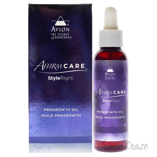 Picture of Affirm StyleRight Progrowth Oil by Avlon for Unisex 2 oz Oil
