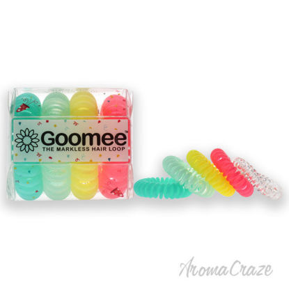 Picture of The Markless Hair Loop Set Superb by Goomee for Women 4 Pc Hair Tie