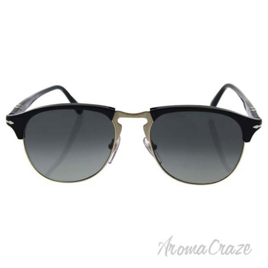 Picture of Persol PO8649S 95/71 - Black/Grey Gradient by Persol for Men - 53-18-145 mm Sunglasses