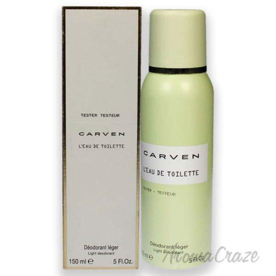 Picture of Leau De Toilette by Carven for Women 5 oz Deodorant Spray (Tester)