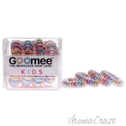 Picture of Kids The Markless Hair Loop Set Over the Rainbow by Goomee for Kids 4 Pc Hair Tie